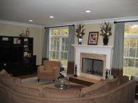 17 Best ideas about Fireplace Between Windows on Pinterest ...