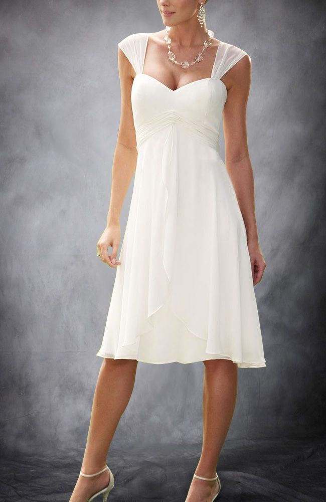 17 Best ideas about Casual Wedding Dresses on Pinterest  Short wedding dresses Renewal of vows