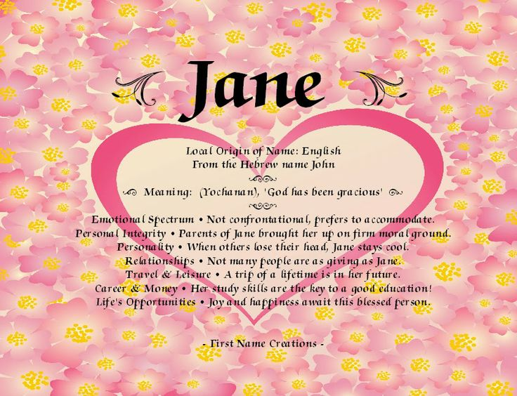 Name meanings and Names on Pinterest