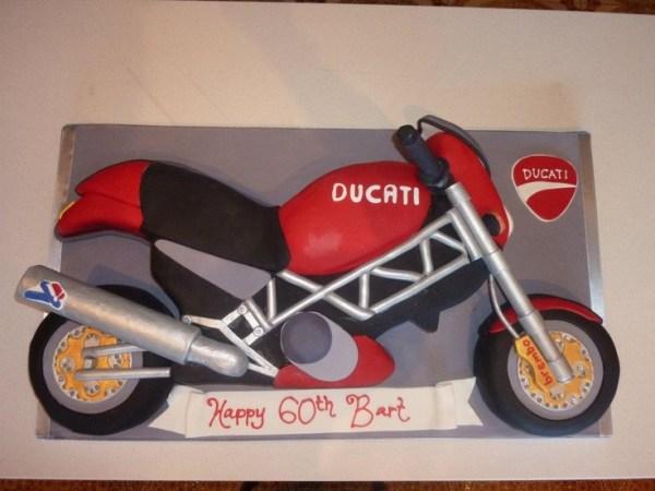 Ducati Motor Bike Cake Cars Motor Bike Cakes By