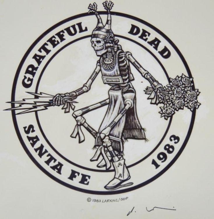 72 best images about Grateful Dead Art on Pinterest