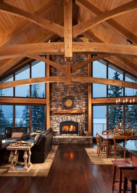 655 Best Images About Rustic On Pinterest Montana Rustic Style