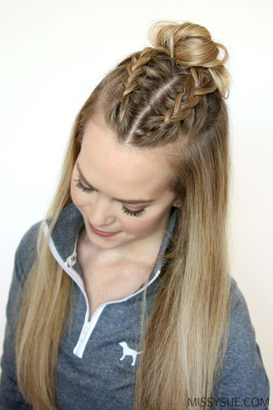 25 Best Ideas About French Braids On Pinterest Braids French