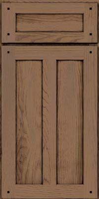 miami kitchen cabinets two tone table dakota rustic maple with distressed husk finish - google ...