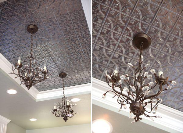 395 best Decorative Ceiling Tiles images on Pinterest