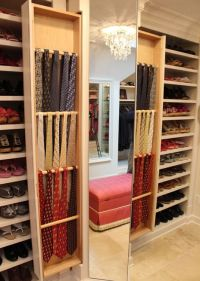 Tie Rack | tie racks | Pinterest | Home organization ideas ...