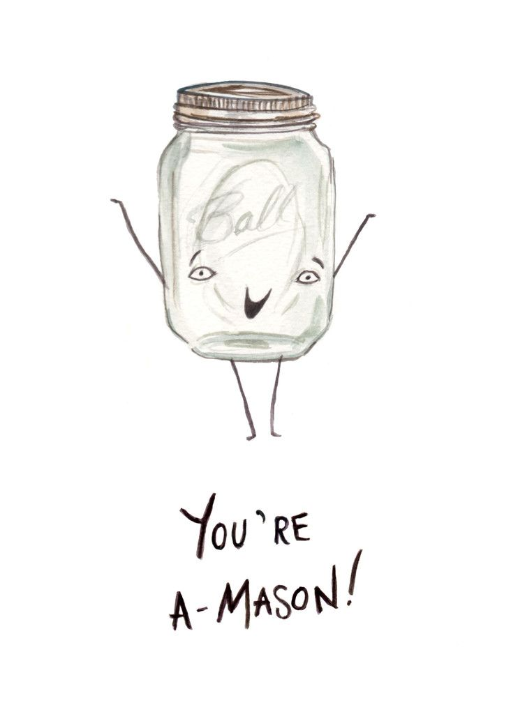25+ best ideas about Mason jar cards on Pinterest