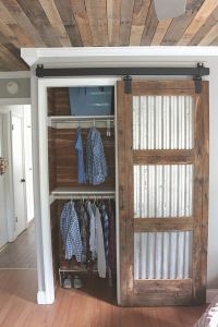 Best 20+ Closet barn doors ideas on Pinterest