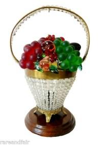 17 Best images about Czech Fruit Glass Lamps on Pinterest ...