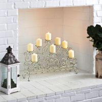 The 25+ best ideas about Fireplace Candelabra on Pinterest ...