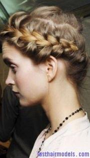 ideas roman hairstyles