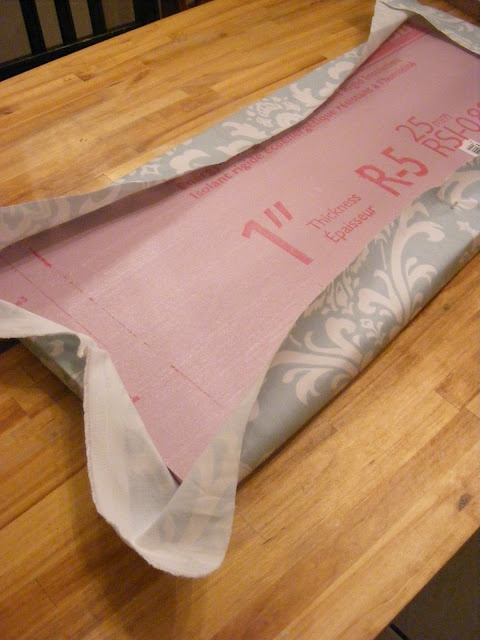 use insulation styrofoam for art projects  cheaper and sturdier than the stuff at craft stores