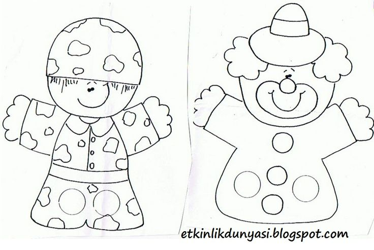16 best images about °‿ ⁀° boneka jari @ finger puppets