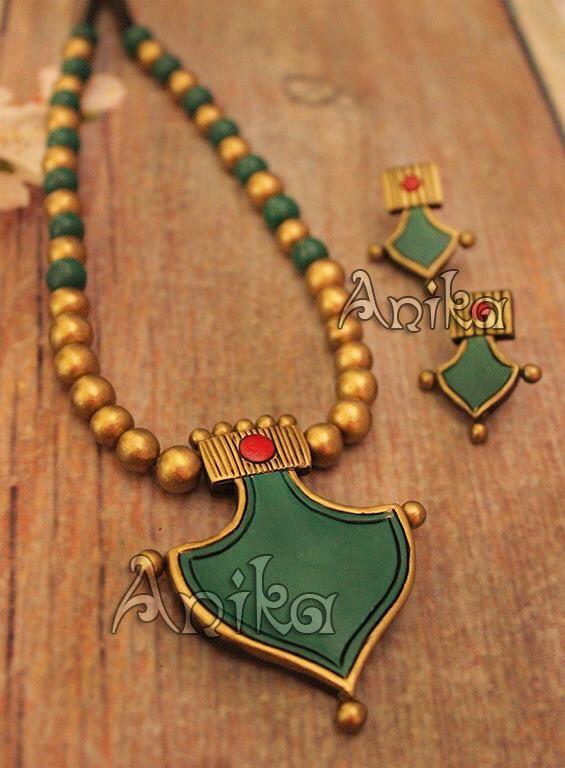 Best 25 Terracotta Jewellery Ideas That You Will Like On