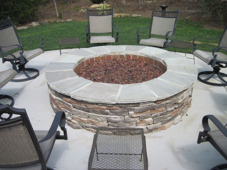25 best ideas about Gas Fire Pits on Pinterest  Diy gas fire pit Natural gas fire pit and Gas