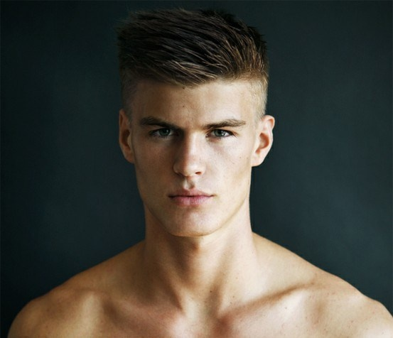 18 Best Images About Hairstyles On Pinterest Blue Hair Men's