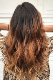ideas brown ombre