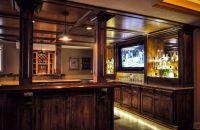 Home Basement Bar Photo Gallery | Bassi Basement Bar-11 ...