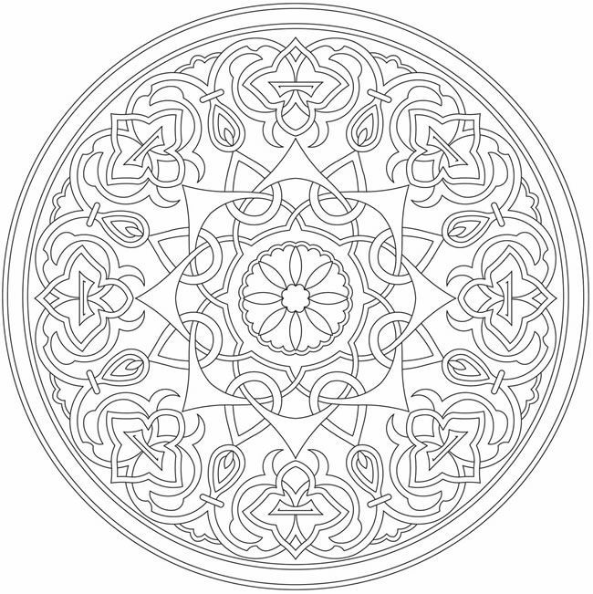 369 best images about Mandala & Coloring on Pinterest