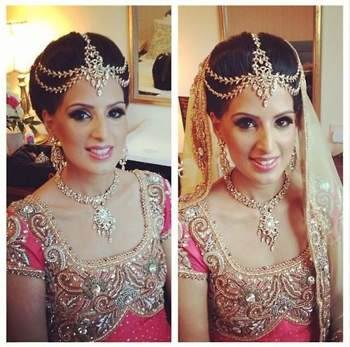 1000 images about Indian Wedding Jewelry on Pinterest  Wedding bride Nose rings and Indian bridal