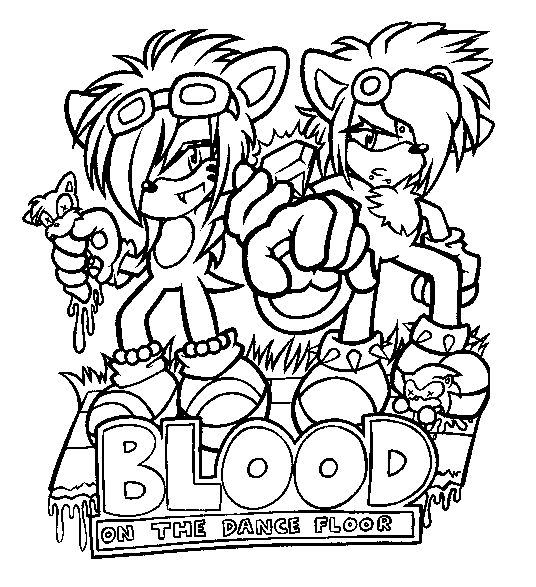Im Sorry Coloring Pages
