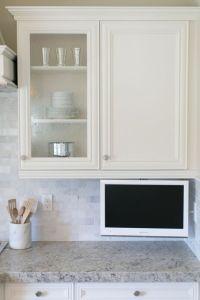 Best 25+ Kitchen tv ideas on Pinterest | Wood mode, Tv in ...