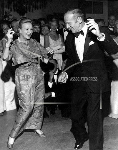 Fred Astaire and his sister and first dancing partner