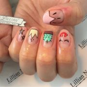 korean nail art ideas