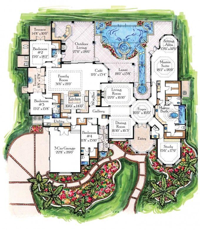 25 Best Ideas About Home Floor Plans On Pinterest House Floor