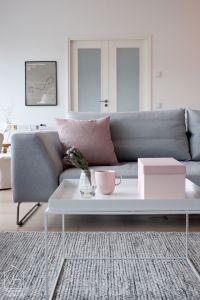 Pink (Valkoinen Harmaja - Meill Kotona) | Blush pink ...