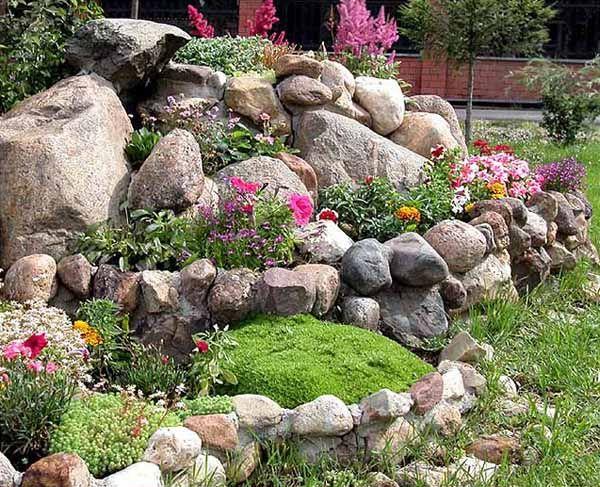 The 25 Best Ideas About Rockery Garden On Pinterest Succulent