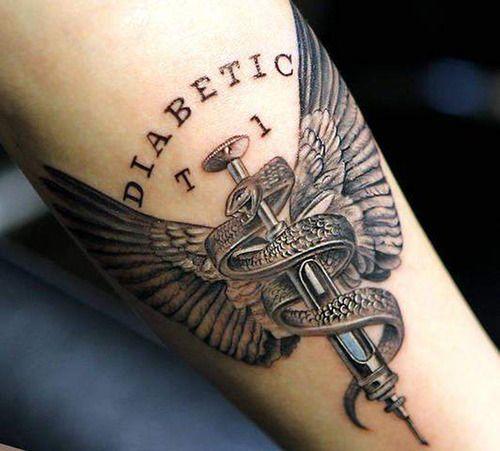 diabetes tattoo ideas