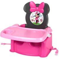 Disney Baby Minnie Mouse High Chair Feeding Booster Chair ...