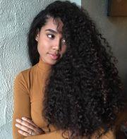 long natural hair ideas