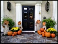 18 best images about front door fall decorations on