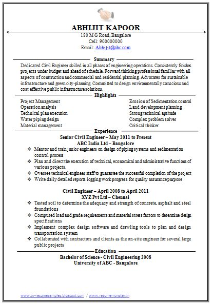 best 1 page resume templates network engineer