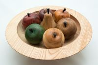 Best 20+ Wooden Fruit Bowl ideas on Pinterest