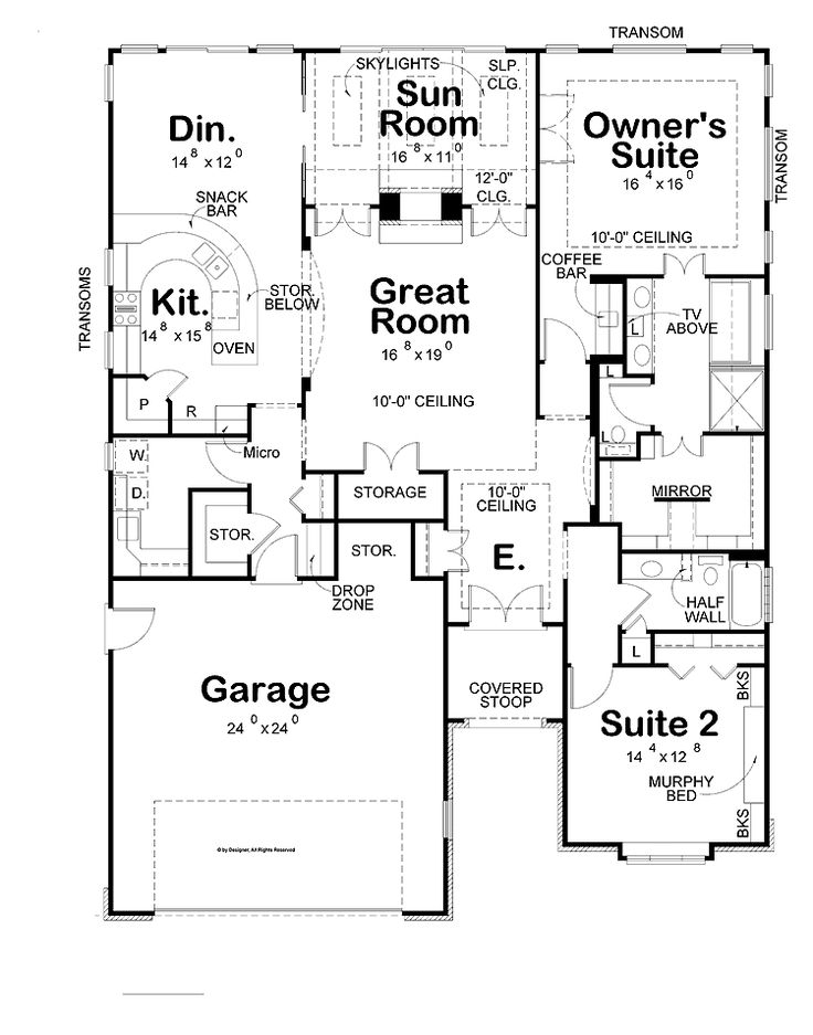 25 Best Ideas About 2 Bedroom House Plans On Pinterest 2