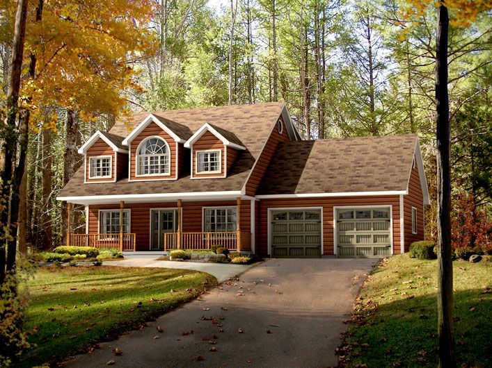 Craigleith Model By Beaver Homes And Cottages. Includes