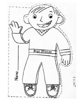 Flat stanley, Lesson plans and Flats on Pinterest