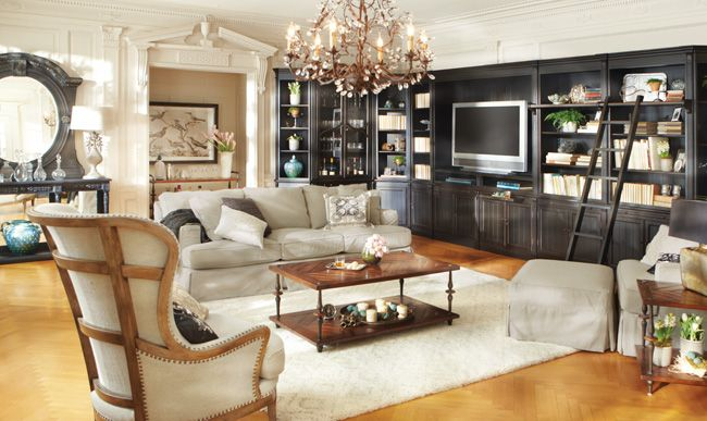 Arhaus Athens Modular Wall Unit Love These Bookcases