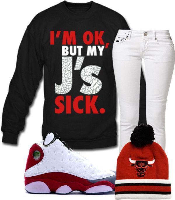 """'My J's Sick'"" Ⓙ_⍣∙₩ѧŁҝ!₦ǥ∙⍣"