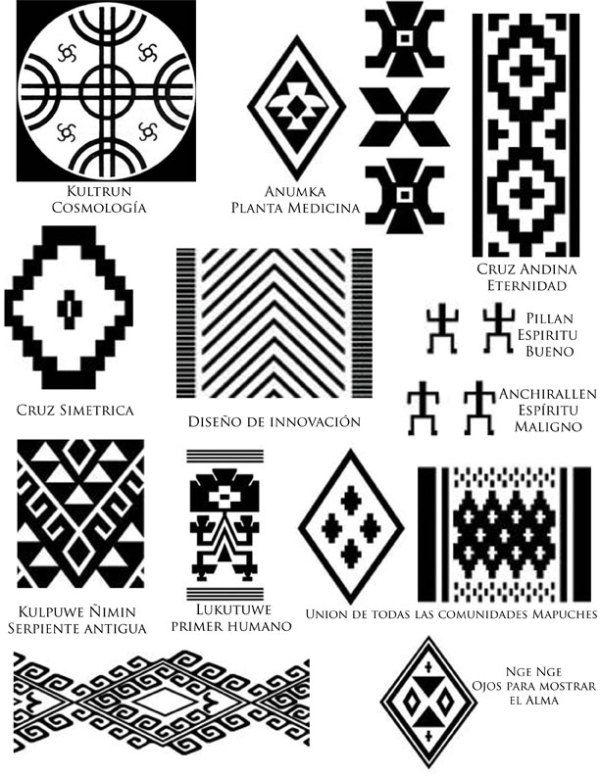 Símbolos Mapuches I