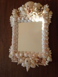 1000+ images about Seashell mirror on Pinterest