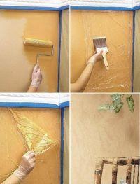 17 Best ideas about Paint Techniques Wall on Pinterest ...