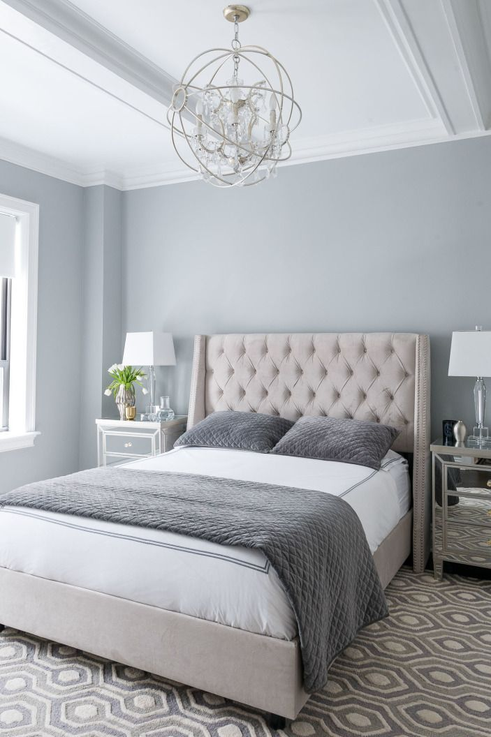 Bedroom Paint Ideas Grey Best 25+ Chic Master Bedroom Ideas On Pinterest