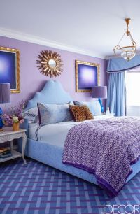 Blue And Purple Bedroom | www.imgkid.com - The Image Kid ...