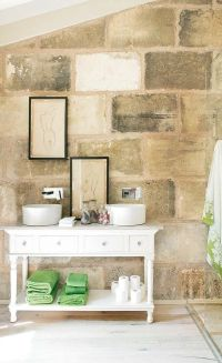 25+ best ideas about Block wall on Pinterest | Decorating ...