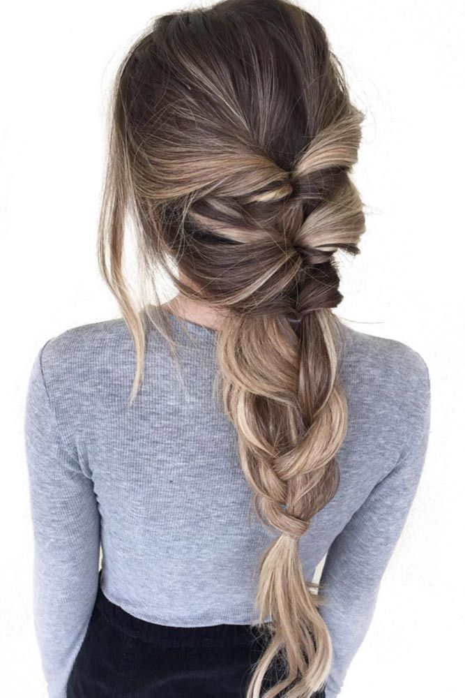 25 Best Ideas About Long Hair Hairstyles On Pinterest Long