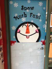 Winter Classroom Door Decorations | Winter Classroom Door ...